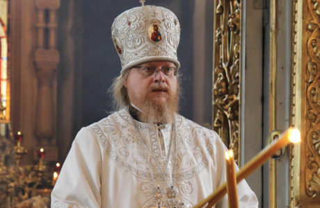 Рождественское послание архиепископа Подольского Тихона, управляющего Берлинско-Германской епархией